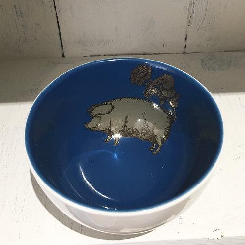 Avenida Nibble Dish - Pig
