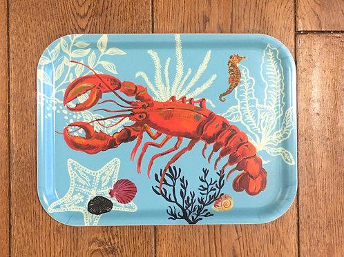 Avenida Birch Tray - Lobster