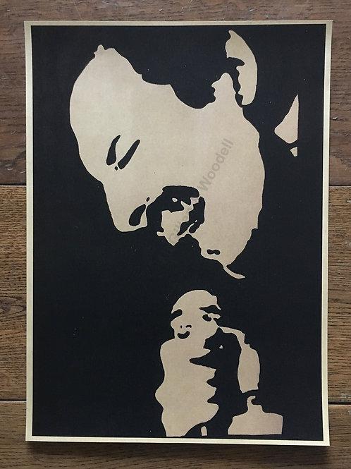 Freddie Print - A4