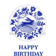 Happy Birthday Hare