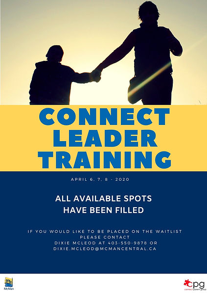 _Connect_Leader_Training 2020 - TRAINING