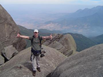 Brasil - Parque Nacional Itatiaia - Agulhas Negras
