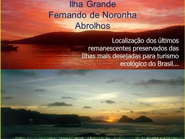 """Livros Publicados """"Catedrais da Natureza- Ilhas Oceânicas do Brasil"""""""