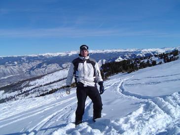 EUA- Colorado - Snowboard in Aspen