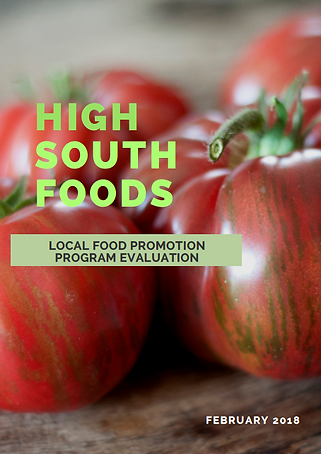LFPP Evaluation Cover Image- High South