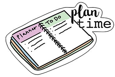 Student planner time Florida Christian State Academy