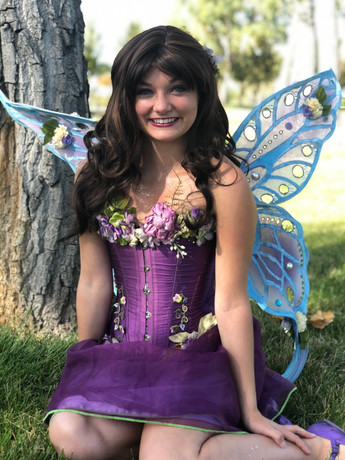 Wands and Wishes Occasions- Spring Fairy