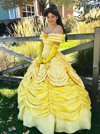 Wands and Wishes Occasions- Belle