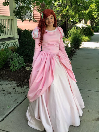 Wands and Wishes Occasions - Ariel