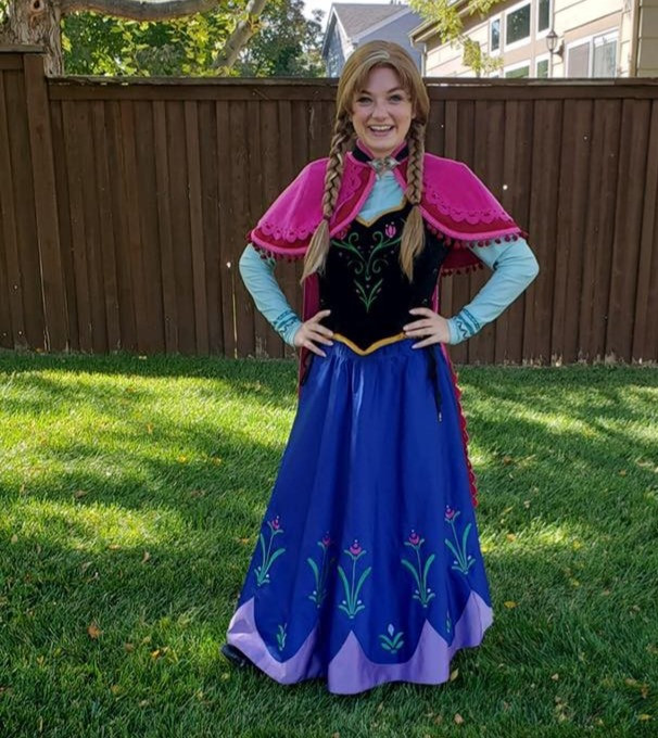 Wands and Wishes Occasions- Anna