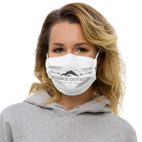 Premium Science Outside Face Mask