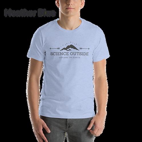 Science Outside Men's T-Shirt