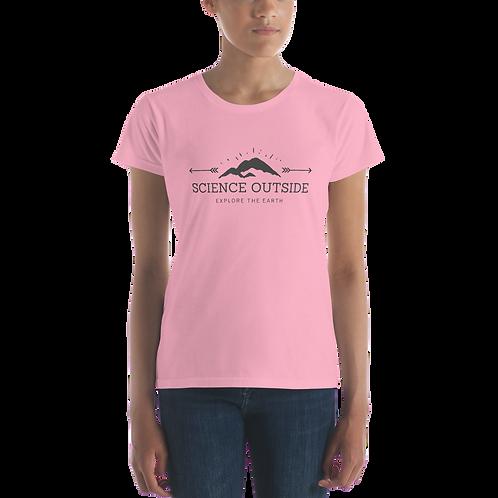 Science Outside Women's T-Shirt