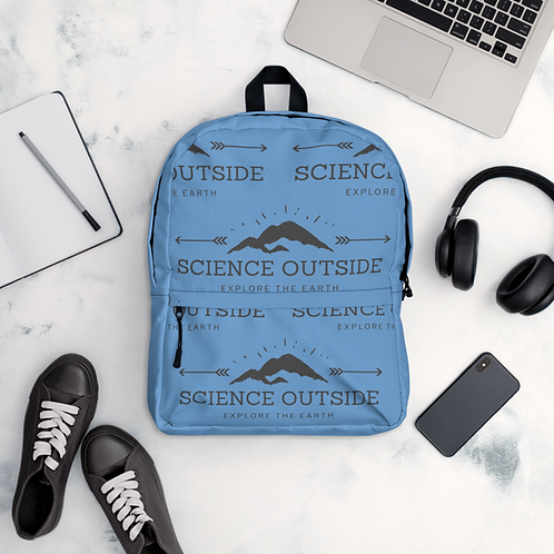 Science Outside Backpack