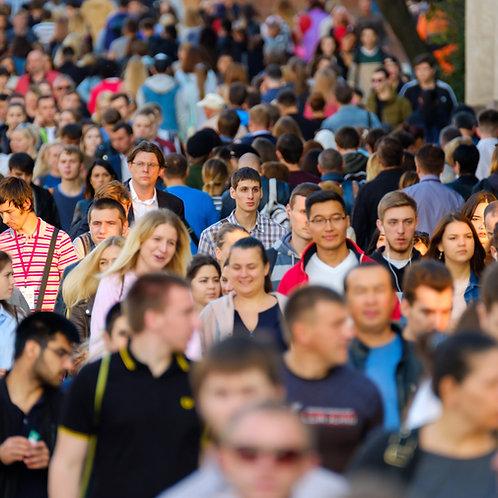 Case Study: The Human Population (Teacher & Student Edition)