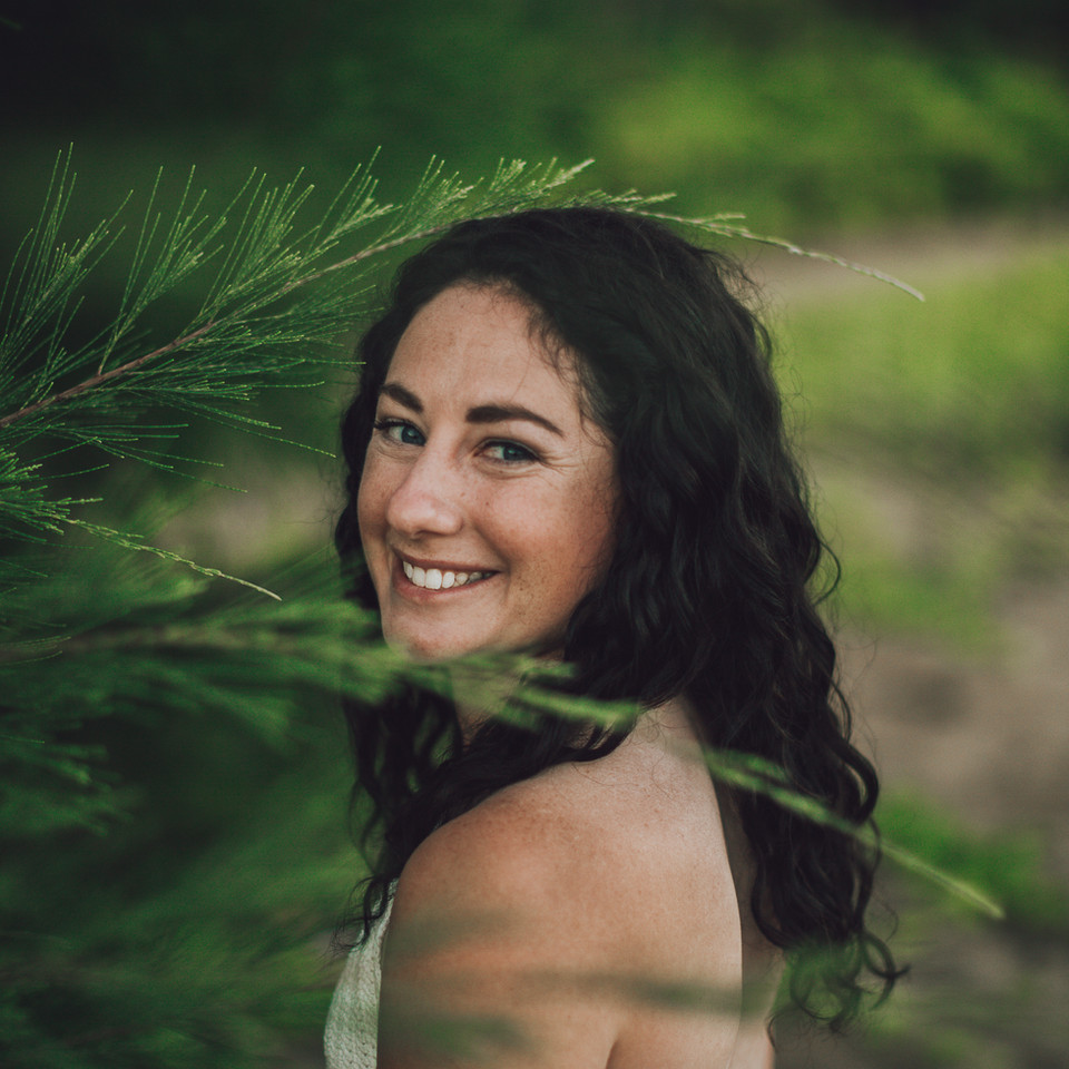 a beautiful kauai portrait