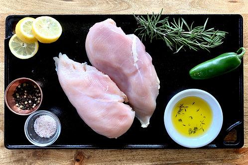 Pasture-Raised Chicken Breast & Tenderloin