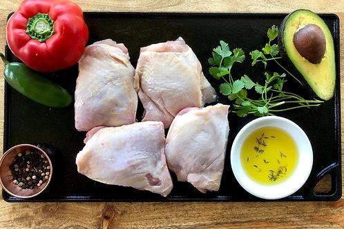 Pasture-Raised Chicken Thighs