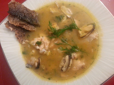 Mevsiminde Balık Çorbası