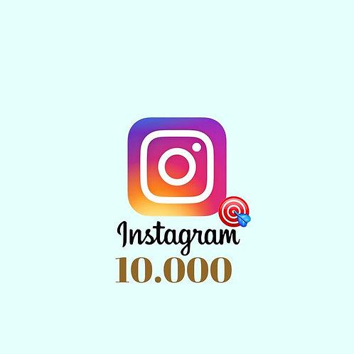 10k Follower Instagram