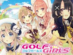 Logo design for girls comic