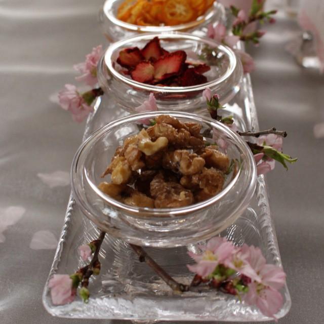 #rawfood #tablecoordinate  #sakura #sghr