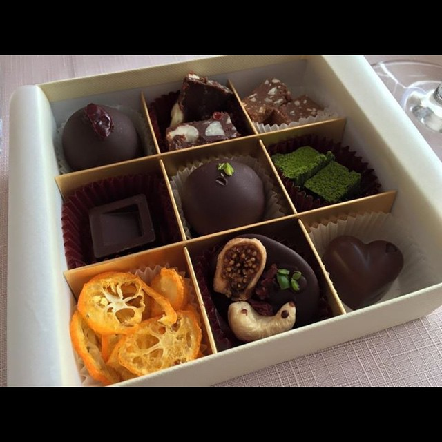 It made my #Rawchocolate class! #mikasrawfoodrecipe