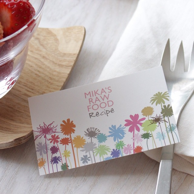 #mika #rawfood #tabledesing