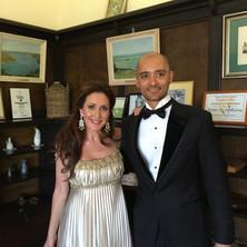 With Marina Prior