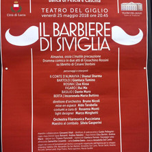 Barbiere in Lucca
