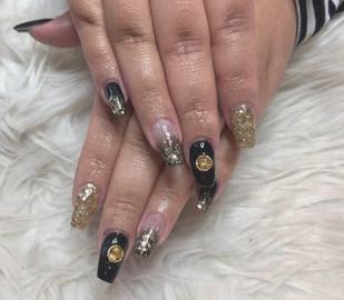 pose d'ongles_nail art_ manucure_décorat