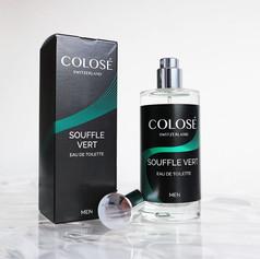 Miesten EDT Souffle Vert - tuoksu