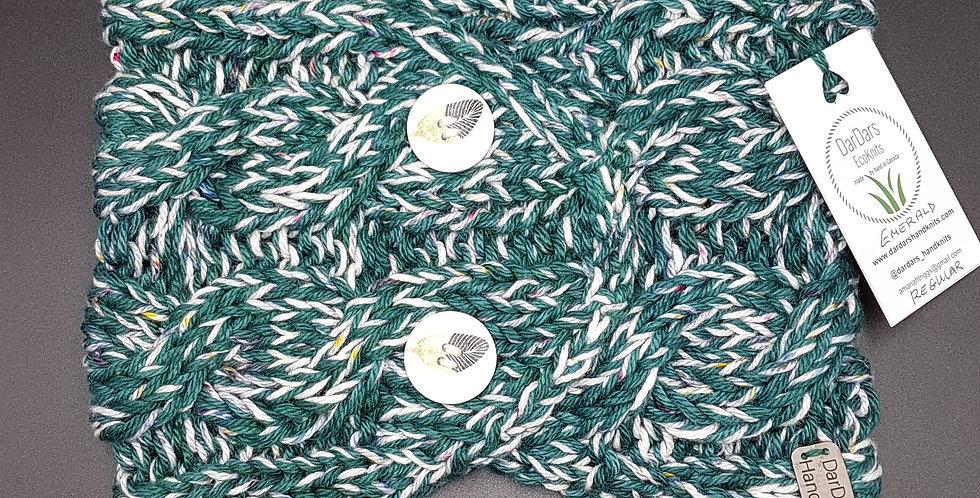 Neck Band - Emerald