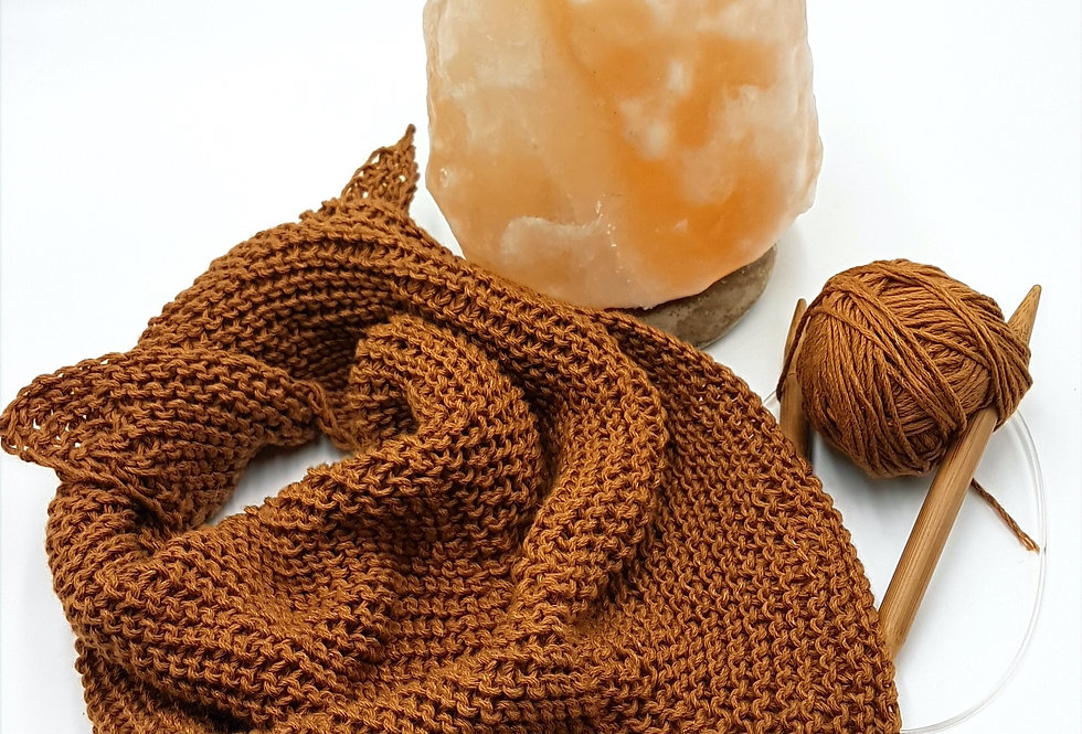 """""""SPICE"""" Copper Infused Kerchief"""