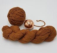 Copper Yarn