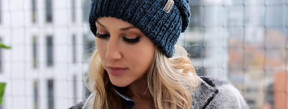 Chunky Knit Toque