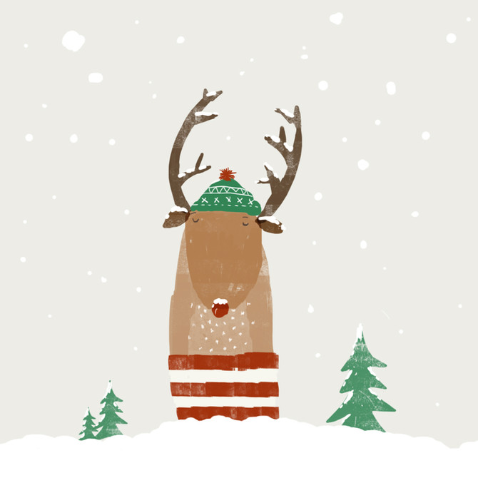 Как пережить новогодние праздники и не увидеть на весах +5 кг?