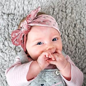 Little Freya 17 months