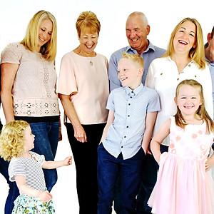 The Payne Family Portrait