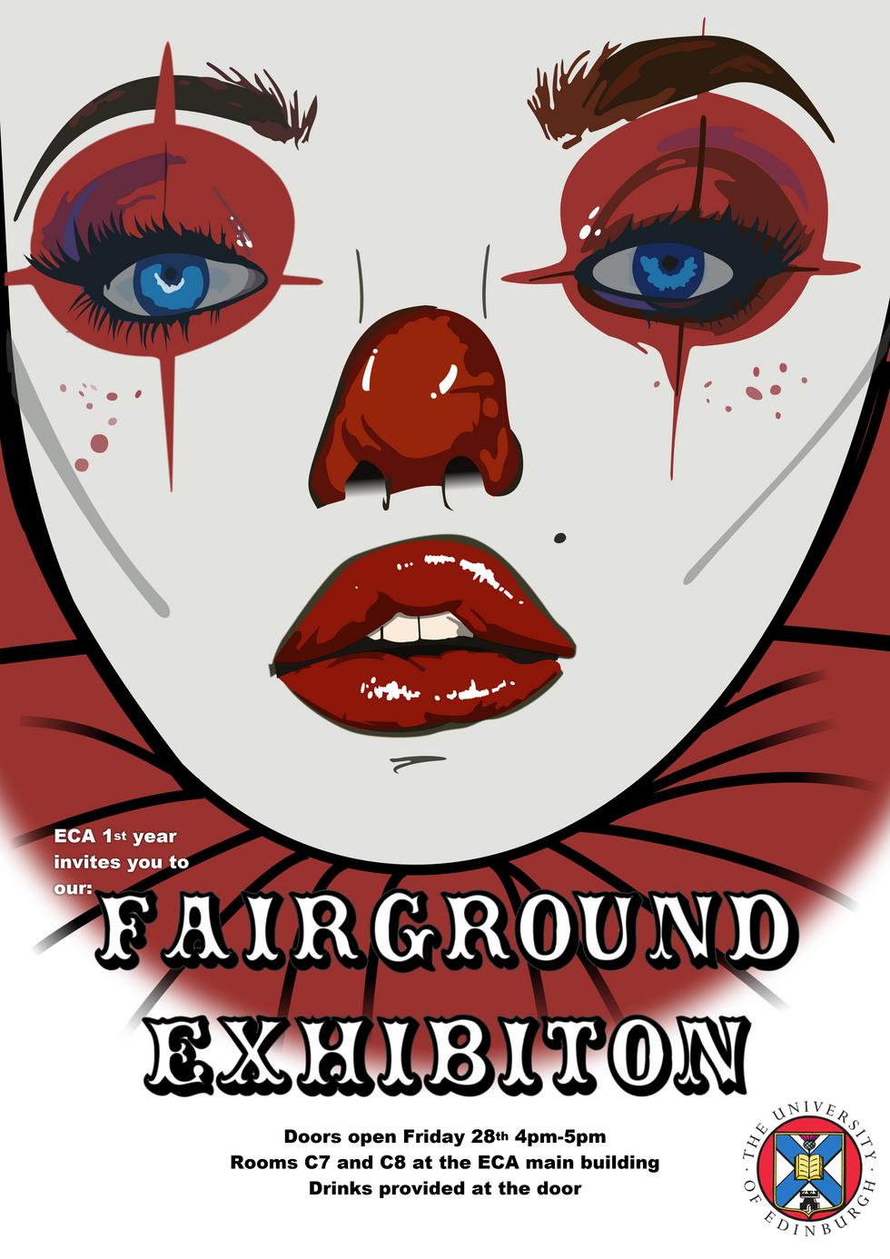 ECA Exhibition Poster