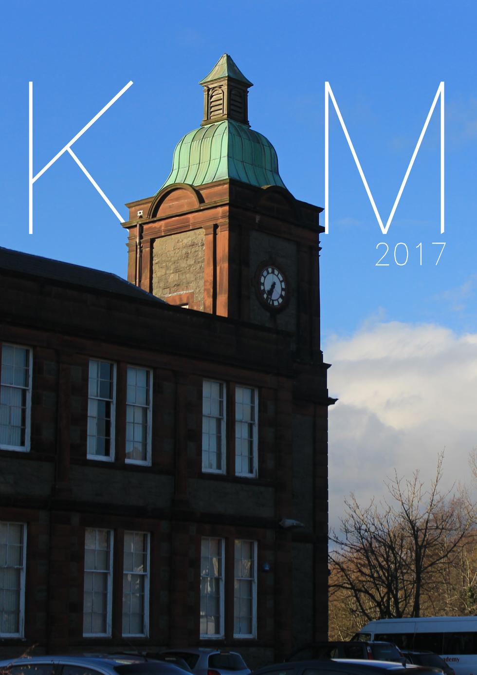 Kirkcudbright Academy Magazine