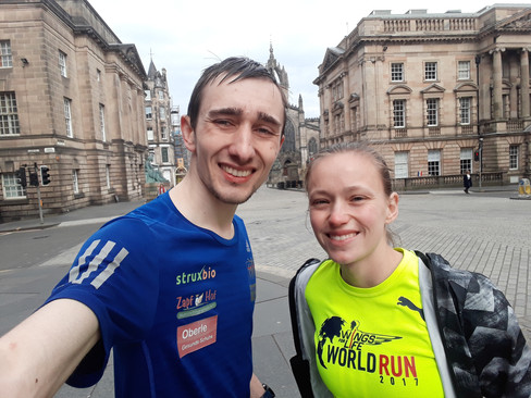 308,09 Kilometer beim Wings for Life World Run