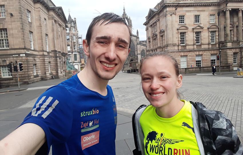 308,09 Kilometer beim Wings for Life World Run