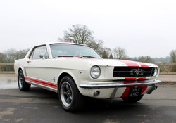 1965 Ford Mustang 289