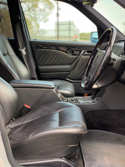 1995 Mercedes C36 AMG