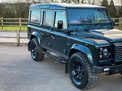 2013 Land Rover Defender 110 XS