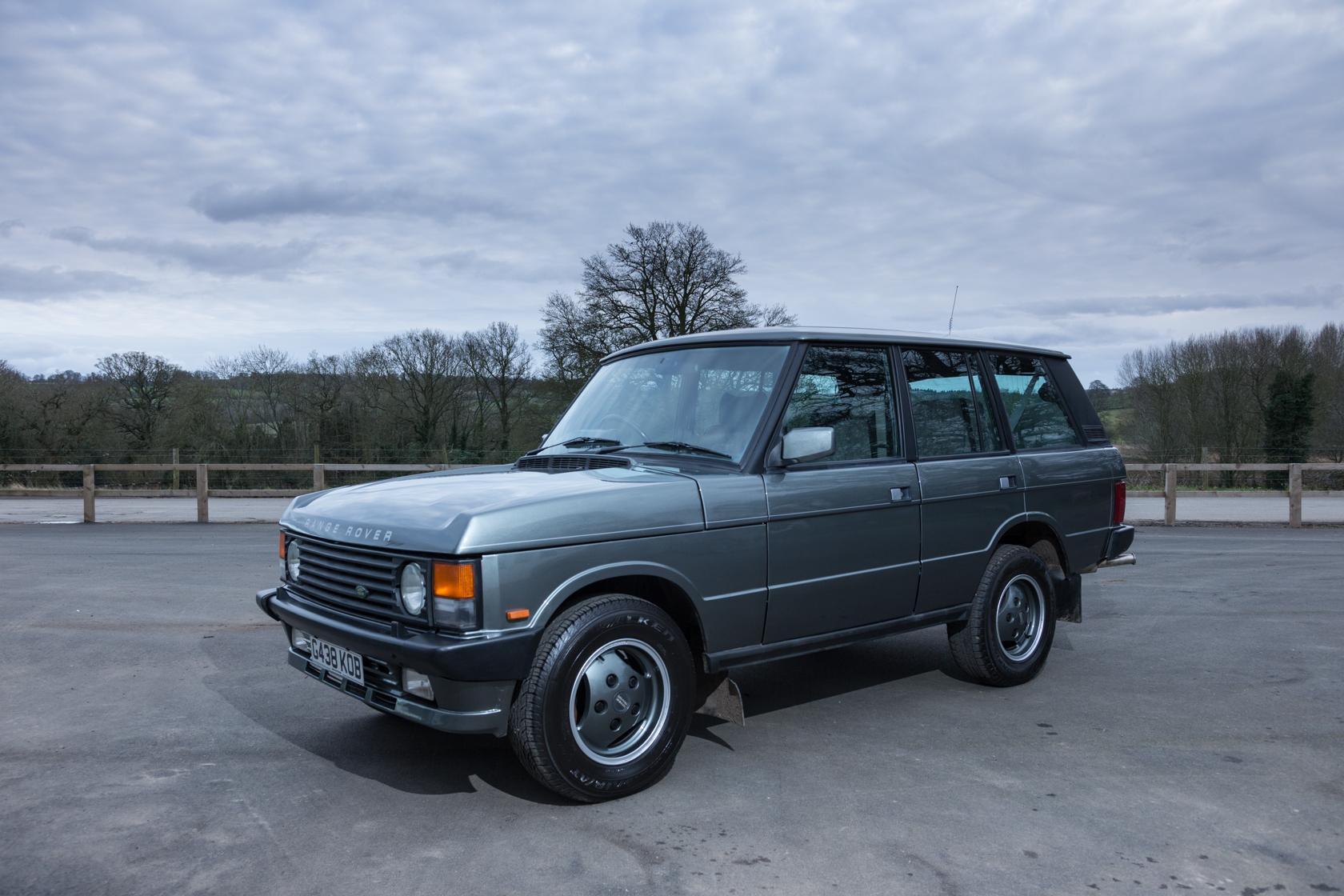 1989 Range Rover