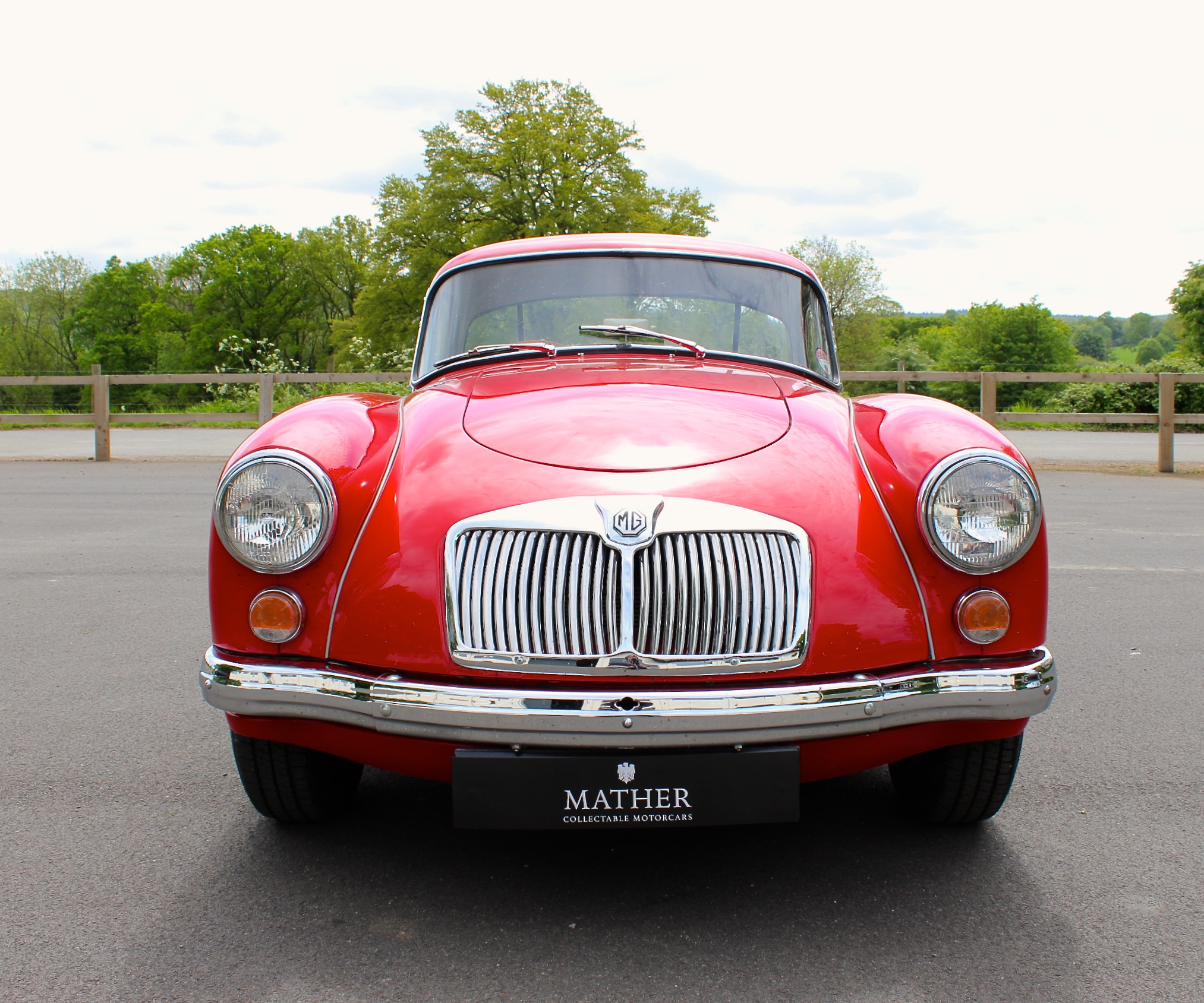 1959 MGA Twin Cam Fixed Head
