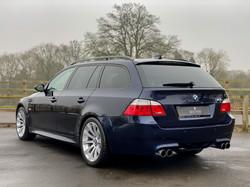 2007 BMW M5 5.0 V10 Touring