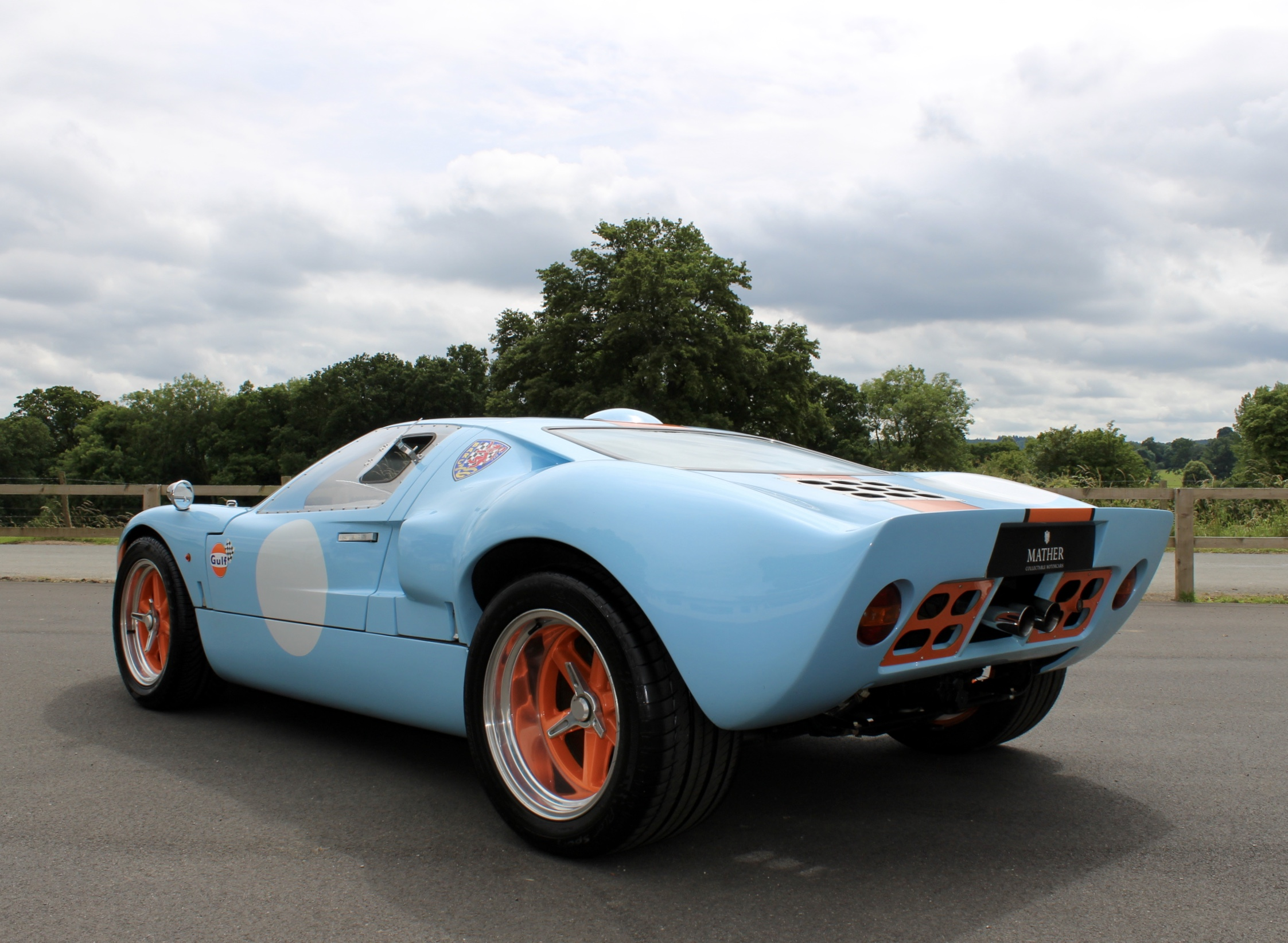 2006 Ford GT40 By CAV